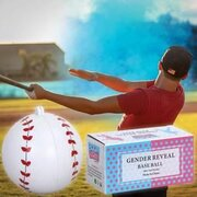 Baseball Gender Reveal