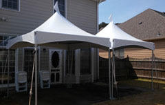 10x20 High Peak Frame Tent
