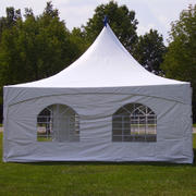 20 foot tent sidewall - windowed