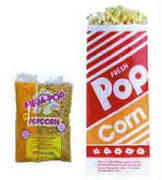 Popcorn Supplies - 20 servings