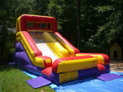 Summer Splash Waterslide - 14 foot