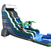 22ft Cascade Crush Tsunami Water Slide