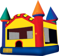 <font color=blue><b>Castle Bounce House</b></font color=blue><br>