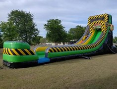 Caustic Drop Water slide