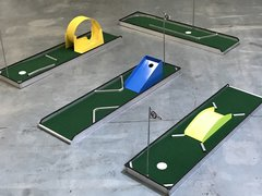 6 Hole Portable Mini Golf