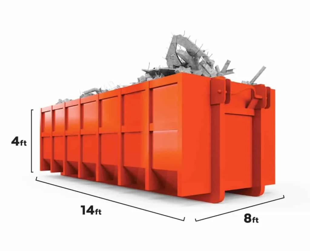 Dumpster Rental Features