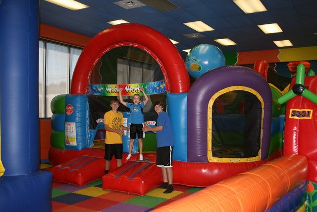 Open Play Visit