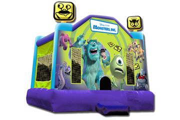 Monster's Inc. Bouncer Rentals