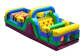 Rainbow Obstacle Course REntal