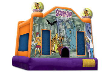 Scooby Doo Bounce House Rental
