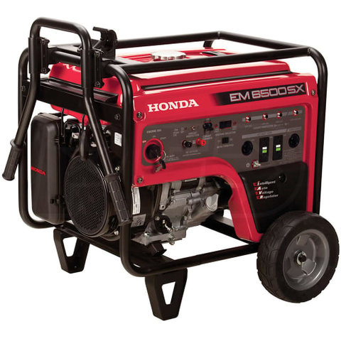 Generators Honda with Gas