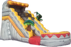 15' T-Rex Water Slide