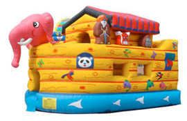 Noah's Ark Bounce House