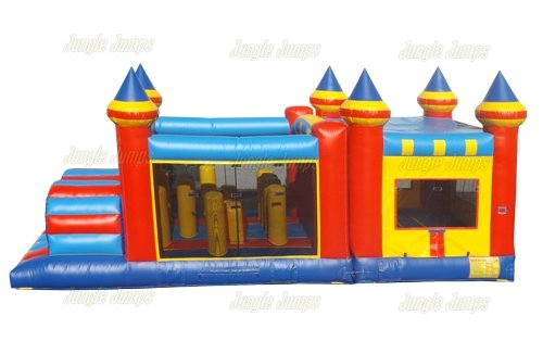 Indoor Obstacle Course Combo 3
