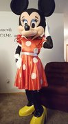 Replica Minnie Mouse