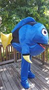 Replica Finding Nemo Dory