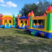 Classic Bounce Houses
