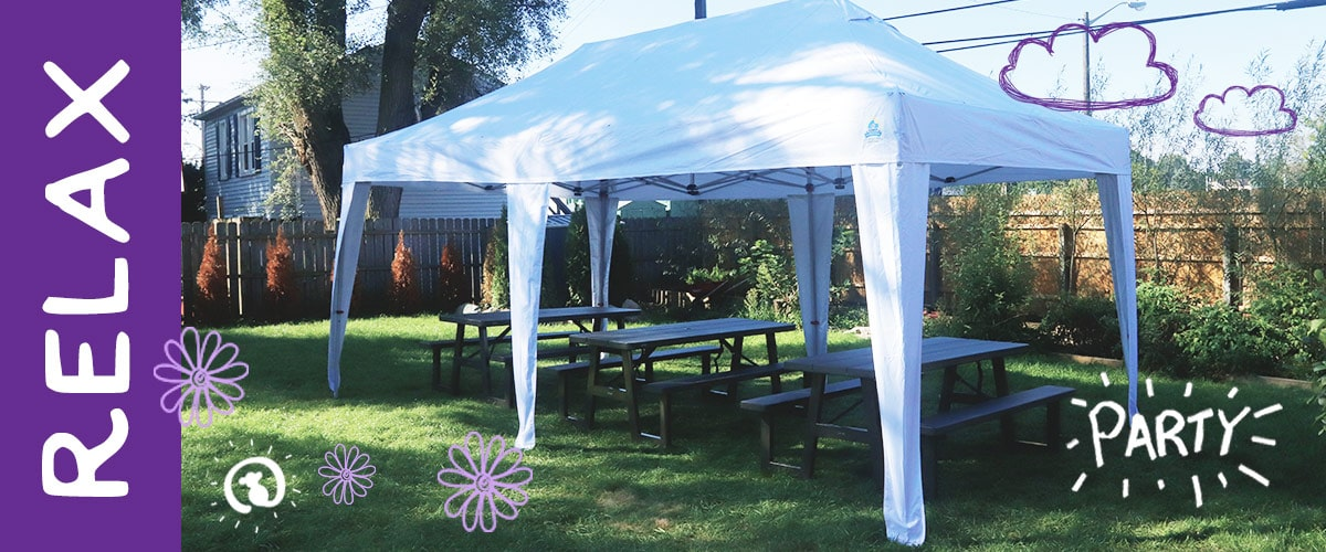 Party Rentals - Tent Rental in Michigan