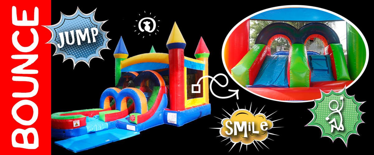Party Rentals - Bounce House Rental in Michigan