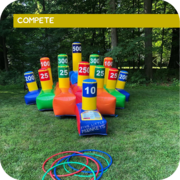 Epic Ring Toss Inflatable Game