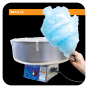 Giant Cotton Candy Machine