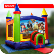 Petey the Pirate Bounce House
