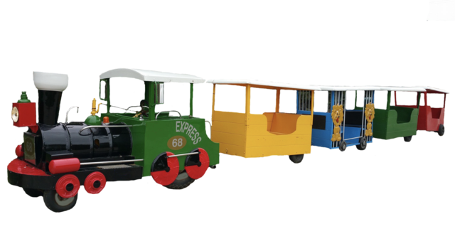 Family Express Trackless Train