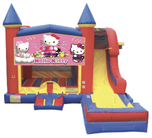 Hello Kitty Wet and Wild 5-in-1 Combo