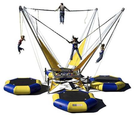 Bungy Trampoline 4 Person
