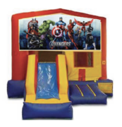 Avengers Bounce and Slide
