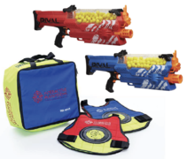 Nerf Rival Interactive Challenge