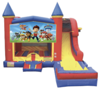 Paw Patrol Wet and Wild 5-in-1 Combo