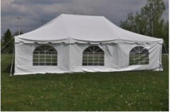 20' x 30' Tent with Sidewalls