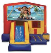 Moana Bounce and Slide