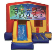 PJ Masks Bounce and Slide