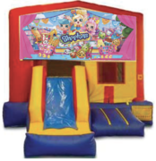 Shopkins Bounce and Slide