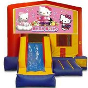 Hello Kitty Bounce and Slide