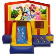 Disney Princess Bounce and Slide