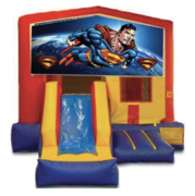 Superman Bounce and Slide