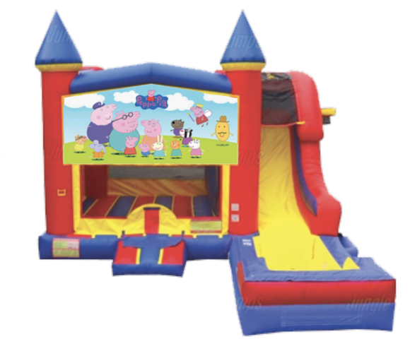 Peppa Pig Wet and Wild 5-in-1 Combo