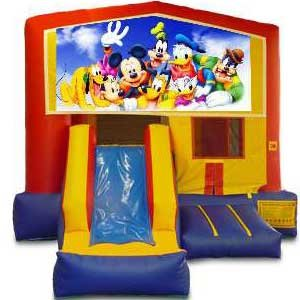 Mickey Mouse Bounce and Slide