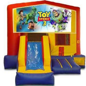 Toy Story Bounce and Slide