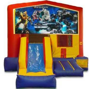 Transformers Bounce and Slide