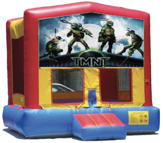 Ninja Turtles Bounce