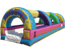 Wild Splash Slip-N-Slide