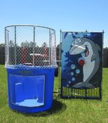 Dunk Tank Blue Shark **NEW**