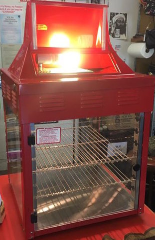 Pizza/Food Warmer