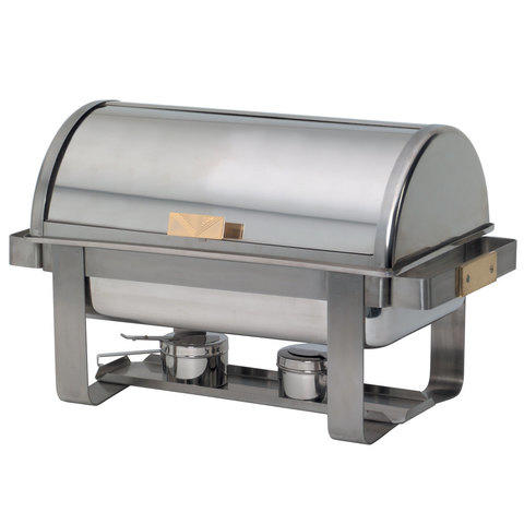 Roll-Top Food Warmer Chafer #3