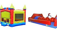 Inflatable Interactives & Bouncers