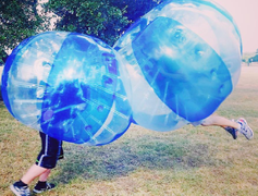 Bubble Ball + Water Tag